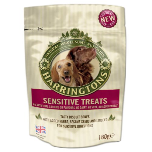 Harringtons Dog Treeats Sensitive 160G
