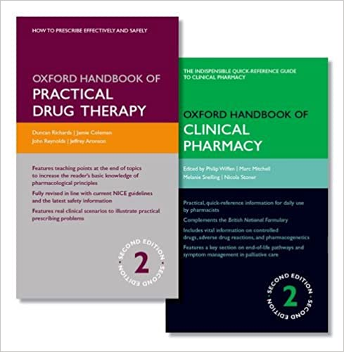 Oxford handbook of practical drug therapy 2e and oxford handbook of oxford handbook of practical drug therapy 2e and oxford handbook of clinical pharmacy 2e oxford handbooks 9780198785095 medicine health science books fandeluxe Image collections