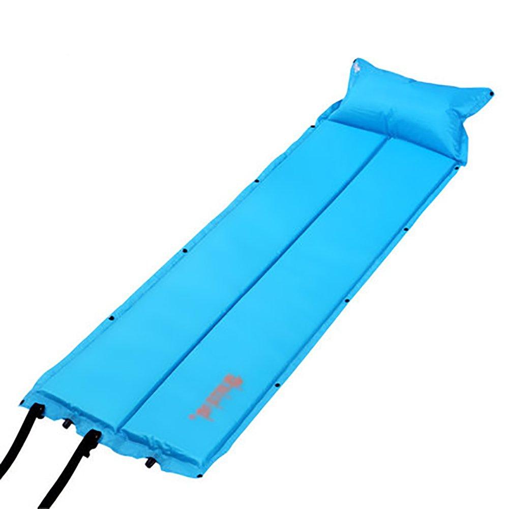 Automatisches aufblasbares Kissen-im Freien Starke Wasserdichte Matte-Einzelne Schlafenauflage-Luft-Bett-Zelt-Matte