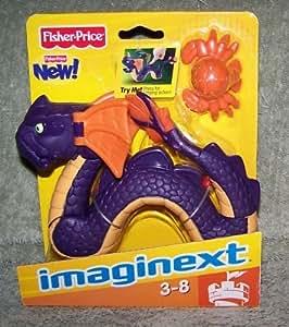Imaginext Sea Dragon Creature