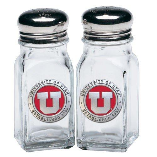 UPC 844214058989, Utah Utes Salt and Pepper Shaker Set