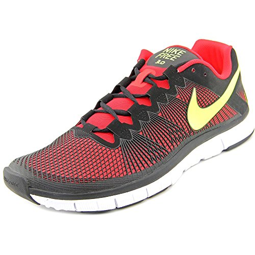 New Nike Free Trainer 3.0 Red/Blk/Volt Mens 14