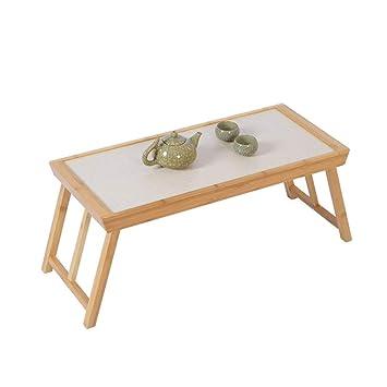 STTS Table Pliante paresseuse Table Pliante à Baie vitrée ...