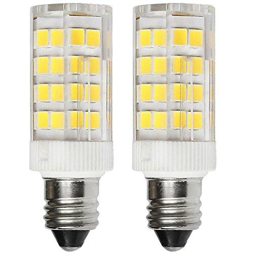 Mini Candelabra Base Led Bulb: Kakanuo E11 LED Bulb 4 Watt Cool White 6000K Mini