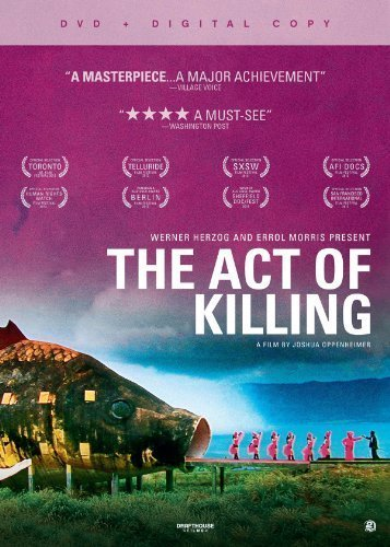The Act of Killing + Digital Copy by New Video Group by Joshua Oppenheimer