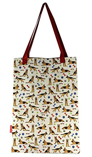 Dog German Limited Tote Designer jayne Bag Selina Shepherd Edition aqRxOntw