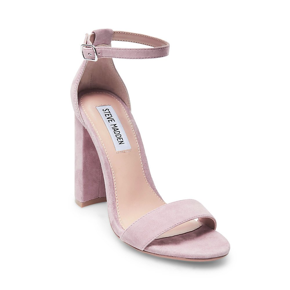 Steve Madden Women's Carrson Dress Sandal B07CZZXF1K 8 B(M) US|Lilac