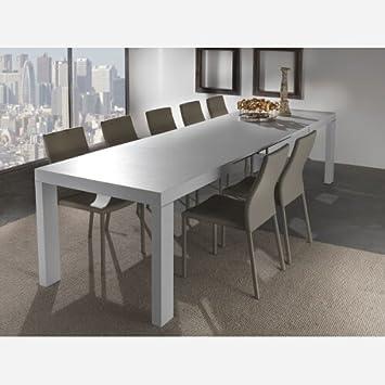 Tavolo da cucina allungabile in legno Wind - SG708: Amazon.it ...