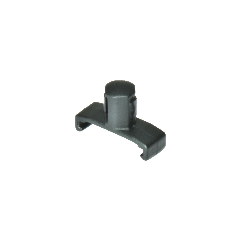 Ernst Manufacturing 3/8-Inch Dura-Pro Twist Lock Socket Clips, 15-Pack, Black
