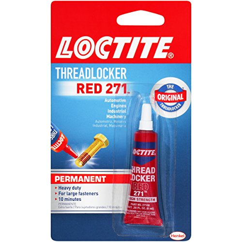 Loctite Threadlocker Red 0 20 209741 product image