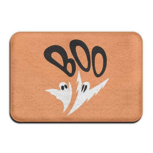 Bring Boos Halloween Super Absorbent Anti-Slip Mat,Coral Carpet,Carpet Door Mat,Carpet,Carpet,Door Mat,40x60 -