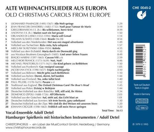 Alte Weihnachtslieder Deutsch.Alte Weihnachtslieder Aus Europa