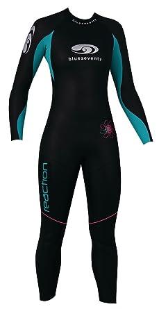 Amazon.com: Azul Seventy Reacción Fullsleeve Triathlon ...