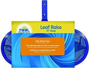 Pool Essentials 38111ESS Leaf Rake, 14-Inch