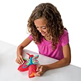 Kinetic Foam, Multi 3pk Blue, Green, Red