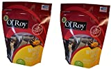 Ol' Roy Muncy bones with chicken 20oz 2 pack Larger Image