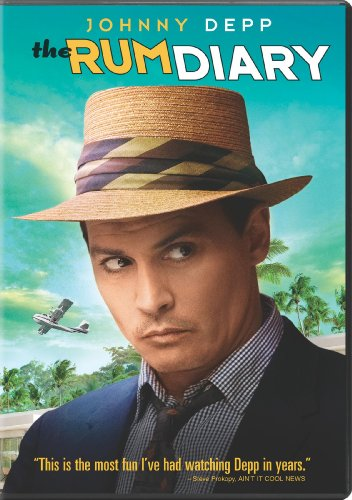 DVD : The Rum Diary (Dolby, AC-3, , Widescreen)
