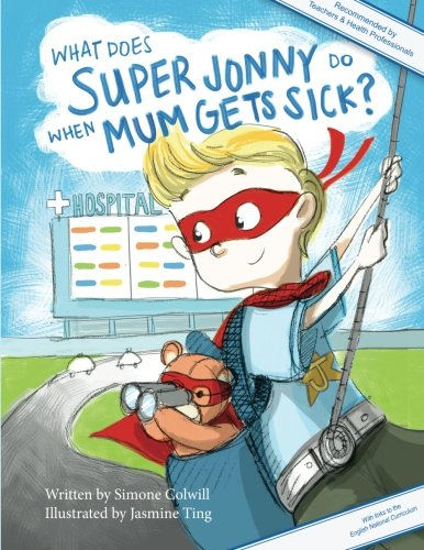 What Does Super Jonny Do When Mum Gets Sick?(U.K. version)