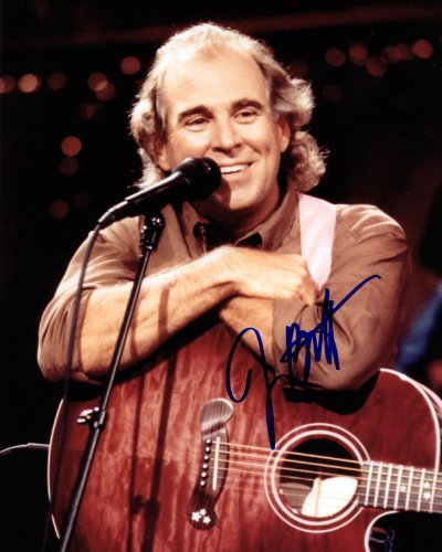 Jimmy Buffett Autographed Signed 8 X 10 Reprint Photo - Mint (Music Signed Autograph)