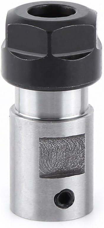 JADESHAY ER11 Collet Chuck Edition : ER11A-5mm Mandrin de Serrage /à Arbre Moteur CNC 5MM avec Support de Tige dextension