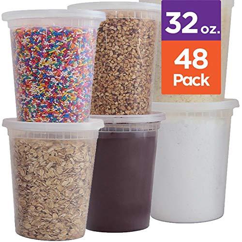 freezer containers 32 oz - 3