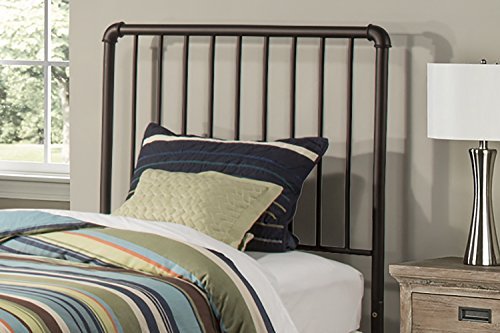 Hillsdale, LLC Brandi Headboard (Duo Panel) - Twin - Headboard Frame Not Included - Duo Panel Headboard