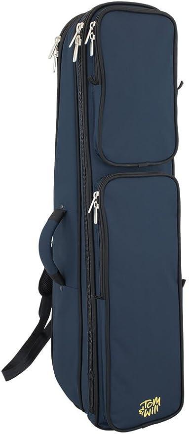 Tom and Will 26tb -387 trombón Tenor en si bemol bolsa de transporte: Amazon.es: Instrumentos musicales