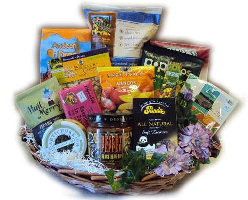 Menopause Healthy Basket by Well Baskets