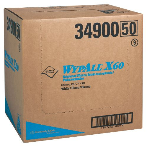 Wypall Reusable Wipers 34900 Sheets