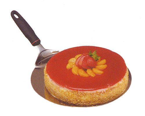 Deluxe Cake Lifter Pizza Peel