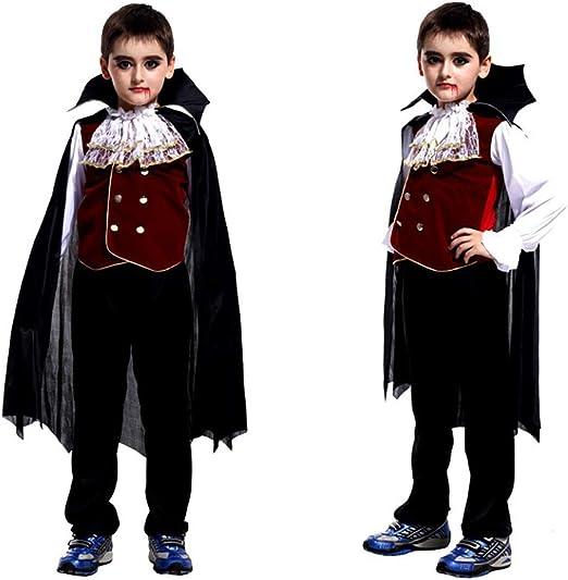 Disfraz de Halloween para niños Disfraz de Cosplay Disfraz de ...