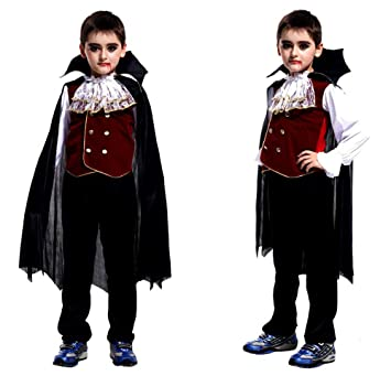 Amazon.com: Halloween Makeup Clothes Cosplay Costume ...