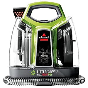 bissell little green proheat instructions