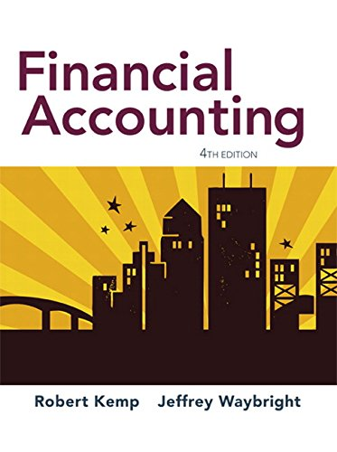 Financial Accounting (4th Edition)