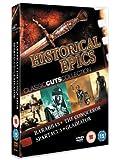 Classic Cuts Collection: Historical Epics Box Set [DVD]
