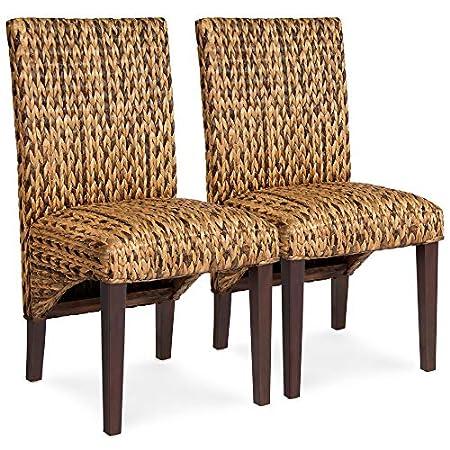 517u7FINYPL._SS450_ Wicker Dining Chairs