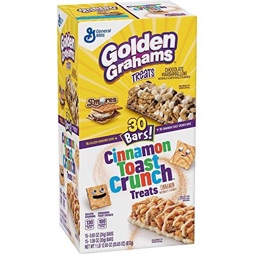 crunc golden grahams treats - 450×450