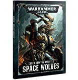 Codex Space Wolves Warhammer 40,000 (8th Ed.) (HB)