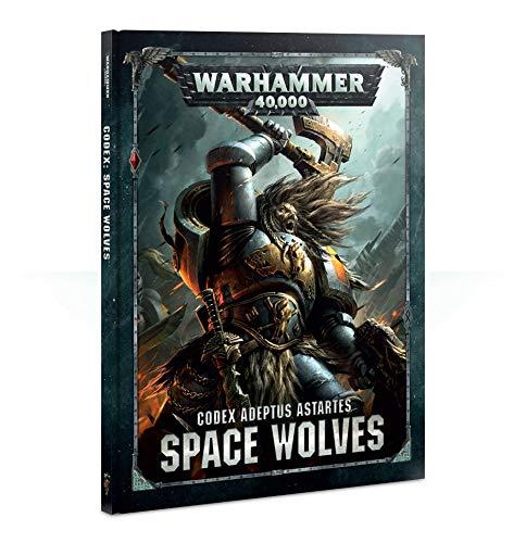 - Citadel Codex Space Wolves Warhammer 40,000 (8th Ed.) (HB)