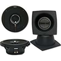 Infinity Kappa 62.11i 6.5 2-way car audio speakers with Foam Speaker Baffles