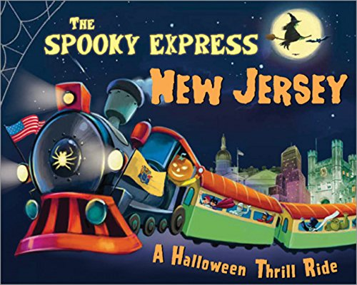 The Spooky Express New Jersey