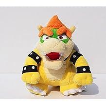 Super Mario Koopa Bowser soft Plush Stuffed Animals Doll Kids Toys18 cm