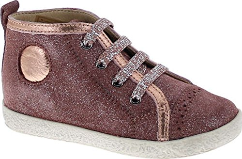 Lace Naturino Designer Up Girls 22 1587 Sneakers Rosa Pink Fashion ccWAS1n4p