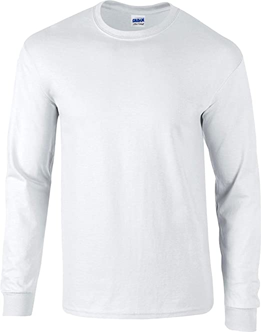 Gildan ajuste estrecho de manga corta cuello redondo camiseta de algodón Mujer RS Top diseño de heliconia Large: Amazon.es: Ropa y accesorios