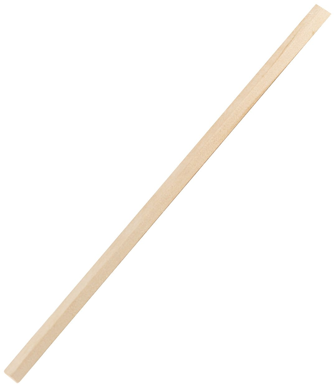 Pro Series ACRF 48-Inch Long Poplar Wood Pool Table Single Feather Strips