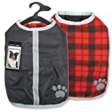 Zack & Zoey UM21000 12 Piece Nor'Easter Red Coat Packs, Black, NULL