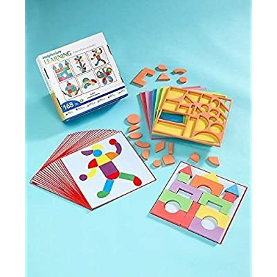 Verdes Foam Picture Blocks: Toys & Games