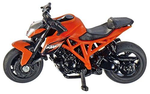 Siku 1384 - KTM 1290 Super Duke R, Fahrzeug, orange