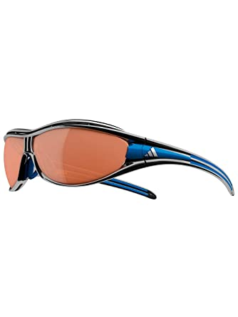 Adidas Eyewear Evil Eye Halfrim Pro S glanzschwarz/orange - Sportbrille VnsvXZri