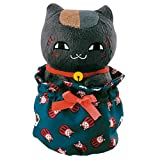 ichibankuji Natsume's Book of Friends opening! Ayakashi grocery store D prize purse with a stuffed black puss single item